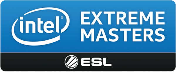 Intel Extreme Mastersロゴ